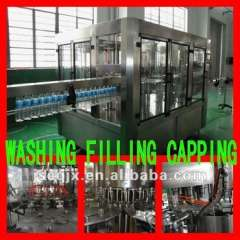 3 IN 1 Monoblock WASHING FILLING AND CAPPING MACHINE