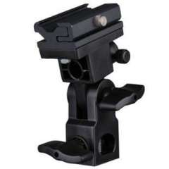 B-type flash seat | Universal seat flash | Flash Brackets | umbrella softbox can be installed