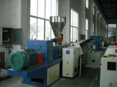 new) High Efficiency PVC Pipe Production Line