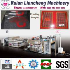 auto textile screen printing machine France designing Patented imported parts 130% working efficiency