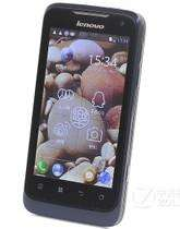 lenovo P700 Android Mobile | 4 Inch, Dual Sim, Red