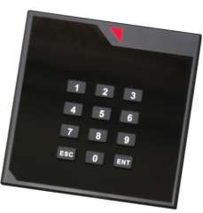 Wiegand Proximity-Card Reader with Keypad