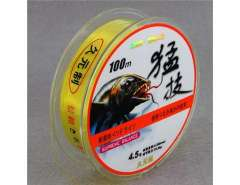 Mengzhi Setline Fishing Line 100m 0.35mm 4.5# (Yellow)