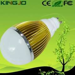 Highpower E27 GU10 cree chip 5w led bulb light