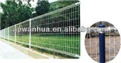 Double Ringed protection fencing Anping Wanhua Factory