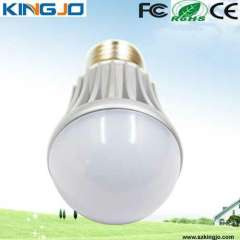 RGB high power led bulb with E27 BASE