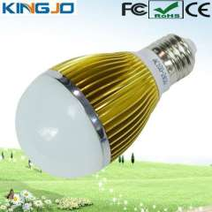 2years quality warranty 5w led bulb light with factory price