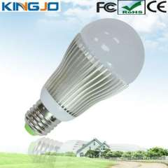 Indoor lighting 5w E27 bulb led with 110v