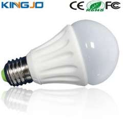 cree chip ceramic cover E27 5w led bulb light