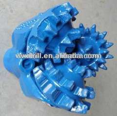 API IADC131 steel drill bits for drilling well