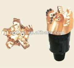 Steel Body PDC Oil Gas Drill Bit
