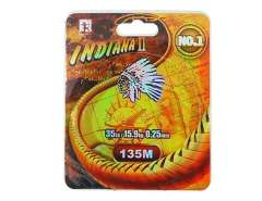 INDIANAⅡ 0.25# Fishing Line