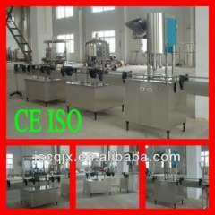 QS-12 GFP-12 FXZ-1 2000BPH Complete Water production line