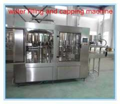 2-in 1 water filler and capper\2 in1Water filling line\filling equipment