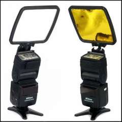 Universal | top flash | soft board | reflectors | light control panel | with bags | flash reflector