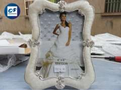 Diamond Alloy Photo Frame