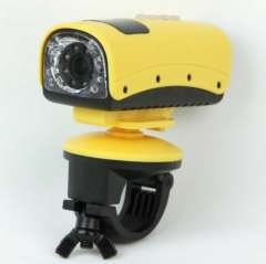 Mini Waterproof Sports Action Video Camera with Remote Control