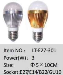 Long Tin Lighting - Bulb LT-E27-301