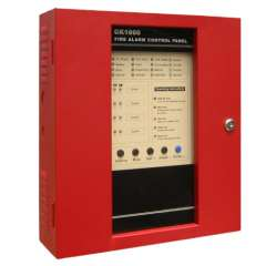 Conventional 4 Zone Fire Alarm Control Panel (CV-CK1004)