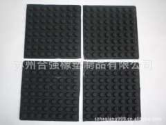 Factory production and processing of rubber | silicone rubber | Ottomans | Computer Feet | Mechanical sheet metal encapsulated mats