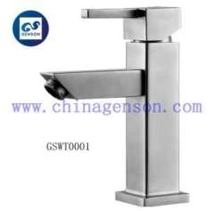 stainless water tap