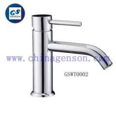 stainless water faucet