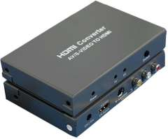 AV+S-Video to HDMI Converter (CV-AVHD001)