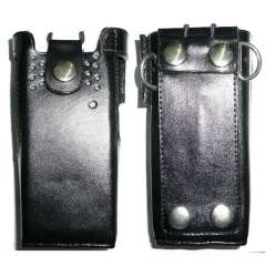 Two-Way Radio Leather Case Pln4867 for Motorola Gp88s\Gp308\PRO3150 (HT-PT-88S)