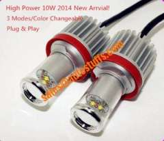 LED Car Fog Light Kit Color Changeable Plug and Play 2014 NEW ARRIVAL!