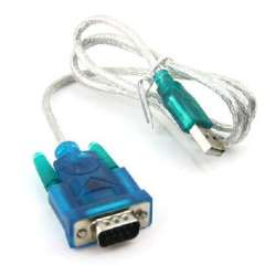 USB TO 232 cable and adapter