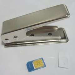 iPhone 5 nano SIM cut card reader