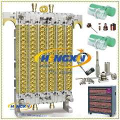72 cavity PET preform mould with hot runner