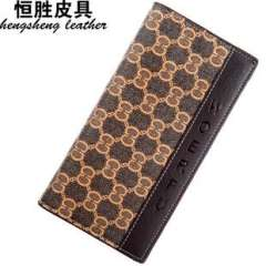 The new men's wallet | Fashion wallet wholesale | factory outlets | Yiwu Wallets | personalized wallet | Long section