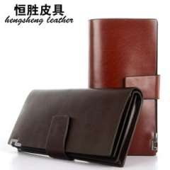 Leather wallet M | wallet wholesale | WOMEN | Spot Wholesale | wallet wallet | Leather iron edge | Pideng treasure