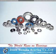 High precision good price bearing 6007, 6007ZZ, 6007-2RS Deep groove ball bearing