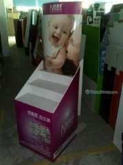 Supply professional custom baby products paper display rack | paper Duitou QQ1758321410