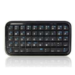 New Bluetooth Wireless Keyboard for PS3 PC iPhone 4\5 OS iPad HTPC BK Low Price