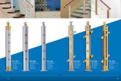 stair railing stair components