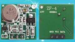 Supply transmitters, wireless transmitter module | remote transmitter module ZF-4