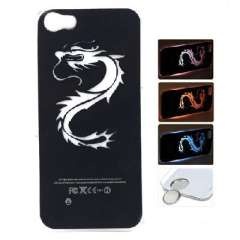 LED lightning flash | Long with CR2016 electronic phone shell for iPhone5
