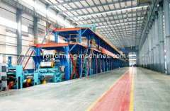 Sheet Hot-Dip Galvanizing Line, Hot-Dip Galvalume Line To Increase Anti-Corrosion Of Steel