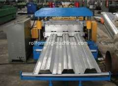 Metal Deck Roll Forming Machine, Roll Forming Machines