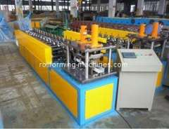 Main Channel Stud Roll Forming Machine, 5.5KW Automatic Metal Forming Machine