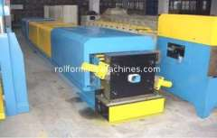 Hydraulic Down Pipe Forming Machine, Round Downspout Roll Forming Machine
