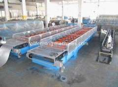 High speed Roofing Panel Roll Forming Machines, Metal Roof Roll Forming Machine