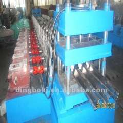 37kw main power two waves guardrail roll forming machine