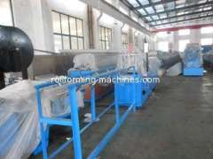 High Efficiency Barge Machine For Roof Structure, Metal Roof Roll Forming Machine