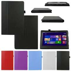 New Leather Case Stand Cover For 10.1' ASUS Transformer Book T100 T100TA Just for you