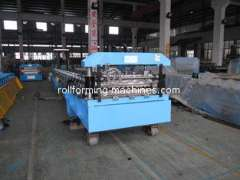 Automatic Corrugated Roof Tile Roll Forming Machine