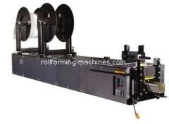 Stainless Steel Gutter Forming Machine, Rotatable K Type Gutter Roll Forming Machines